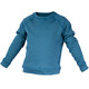 Röjk Kids ChillOut College Longsleeve Berry Blue